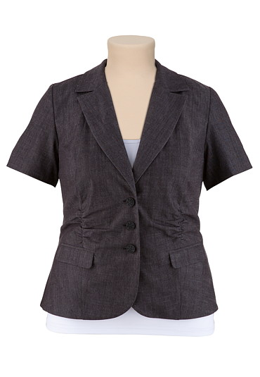 Plus Size Sweater Coat